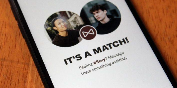 Gay datování app ios