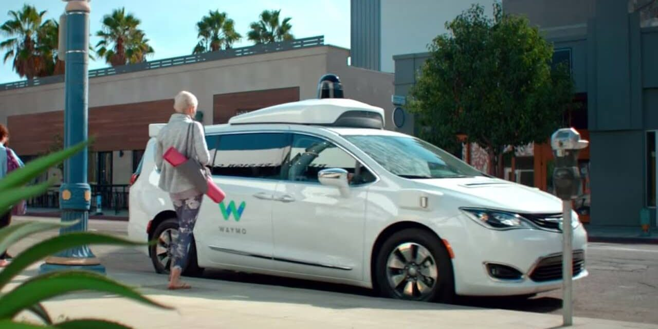 Google spin-off launches commercial self-driving service