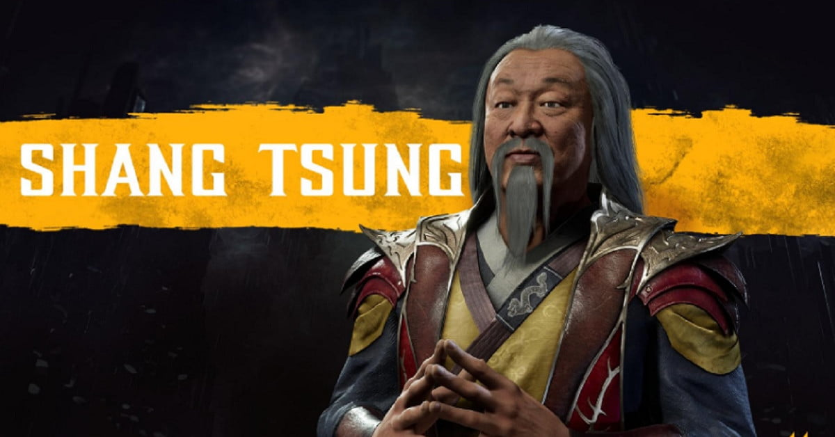 Mortal Kombat 11 S First Dlc Is Shang Tsung Played By 1995